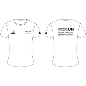 Herts Physical Activity & Sports Development Women's Performance T-Shirt