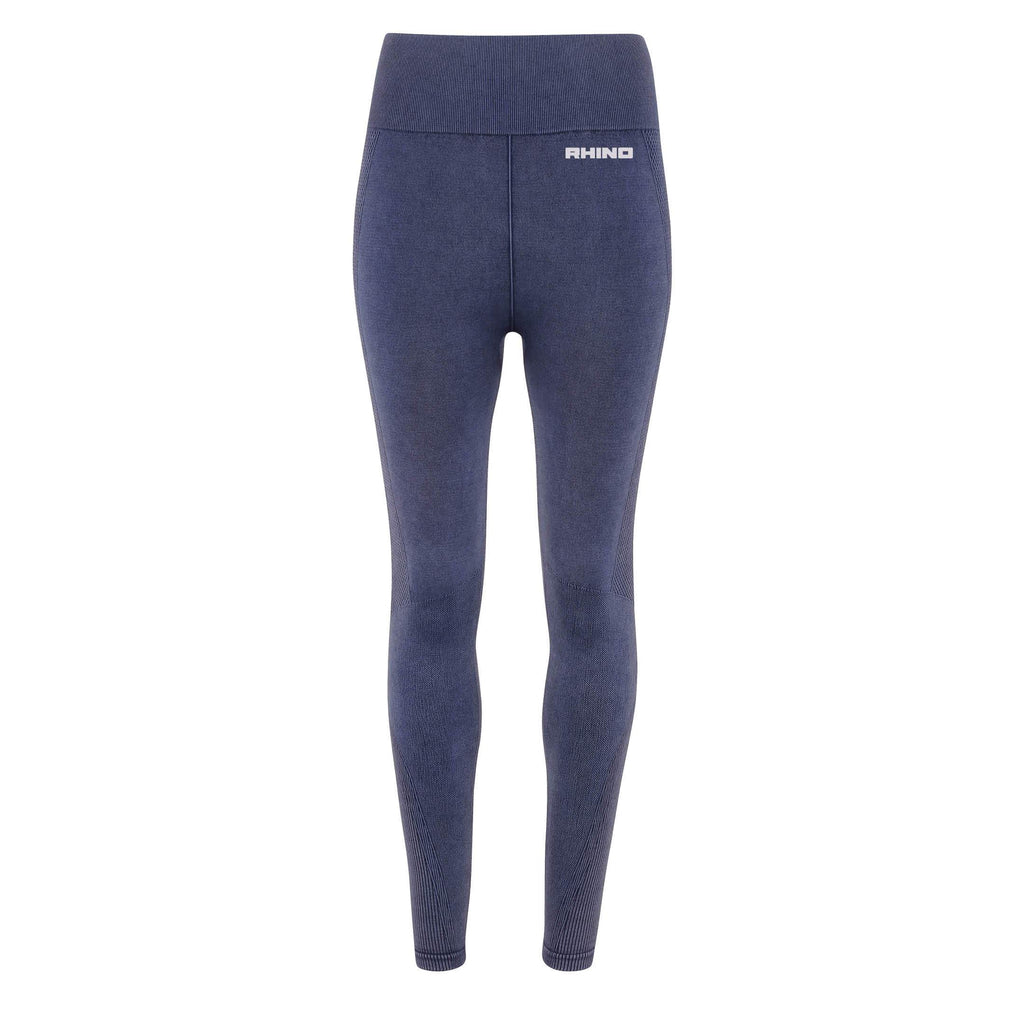 Seamless Denim Legging