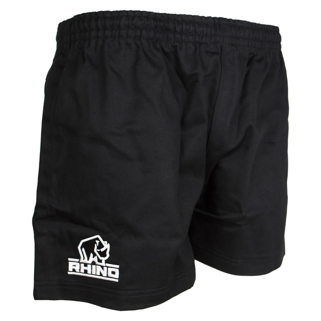 Rhino Club Short - Black - rhino-direct-2.myshopify.com
