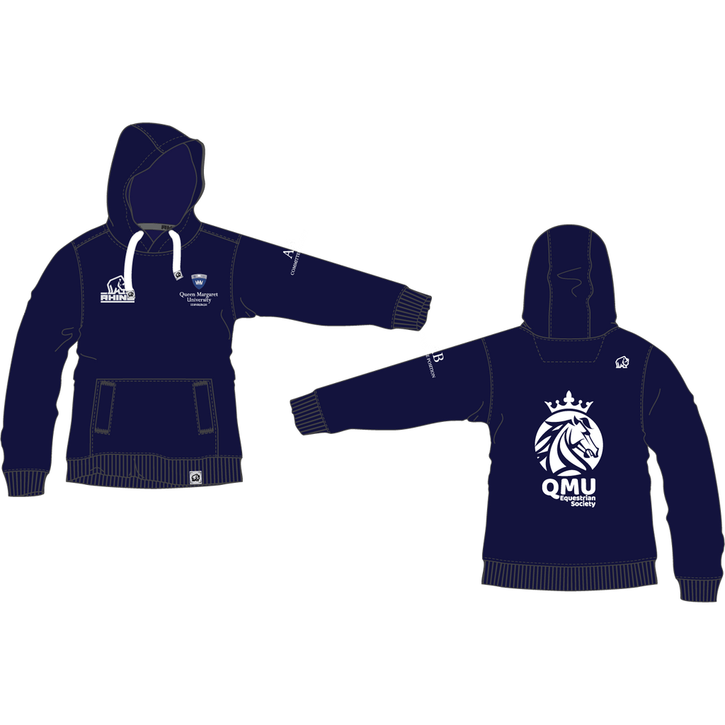 Queen Margaret University Equestrian Barcelona Hoodie