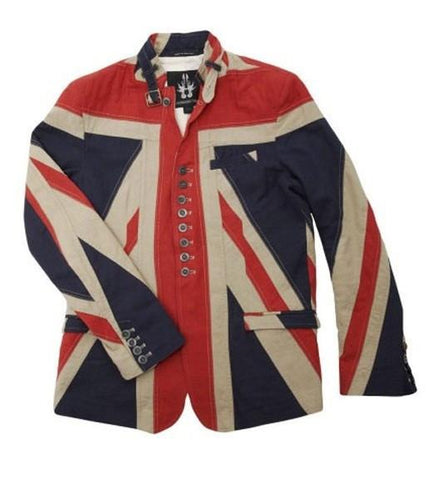 Union Flag Jacket in T Design