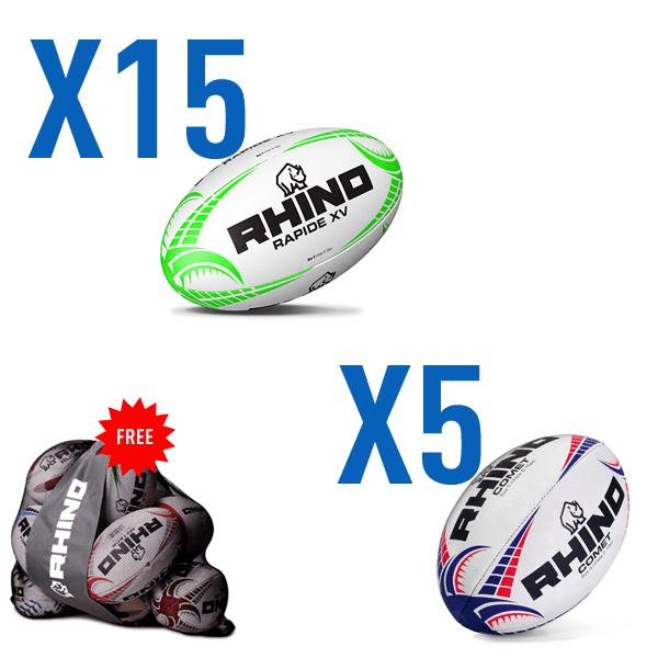 Ultimate Match & Training Ball Bundle