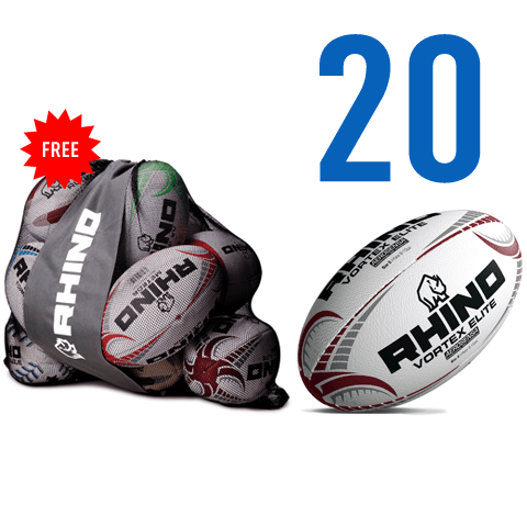 X20 Vortex Elite Match Ball Bundle