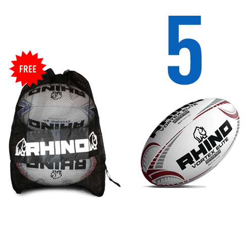 X5 Vortex Elite Match Ball Bundle - rhino-direct-2.myshopify.com