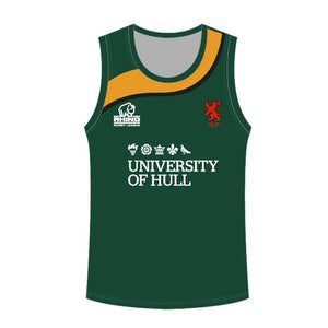 West Hull Sublimated Junior Training Vest