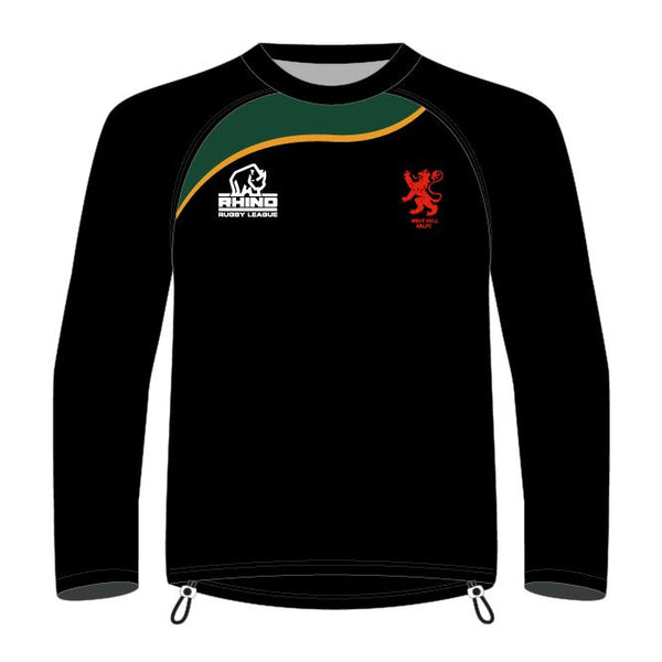 West Hull Senior Smock Training Top