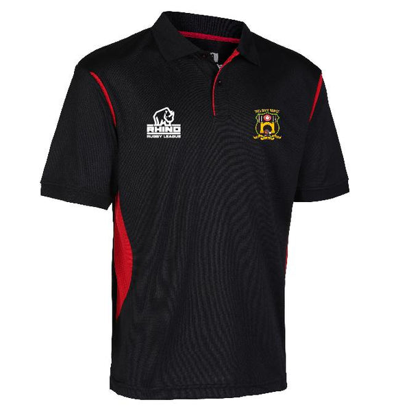 Ince Rose Bridge Senior Polo Shirt - Rhino Direct