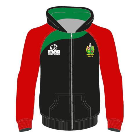 Waterhead Warriors Junior Full Zip Hoodie