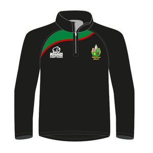 Waterhead Warriors Senior 1/4 Zip Midlayer - rhino-direct-2.myshopify.com