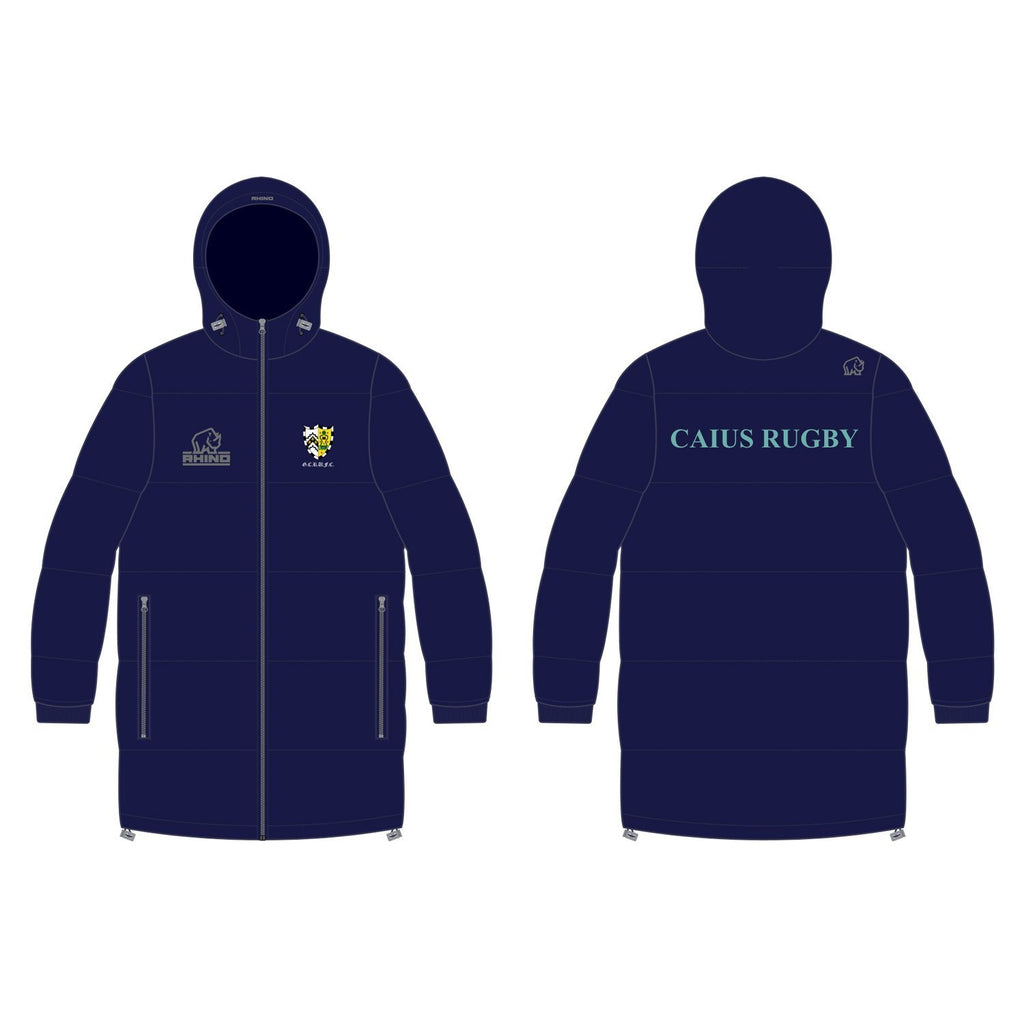 Cambridge University Gonville & Caius Rugby Antarctic Jacket