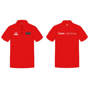 UWE Cheerleading Apollo Polo Shirt