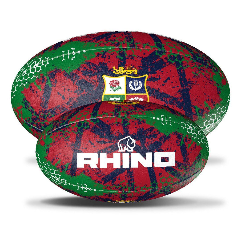 British & Irish Lions Graffiti Ball 16/17 - Rhino Direct