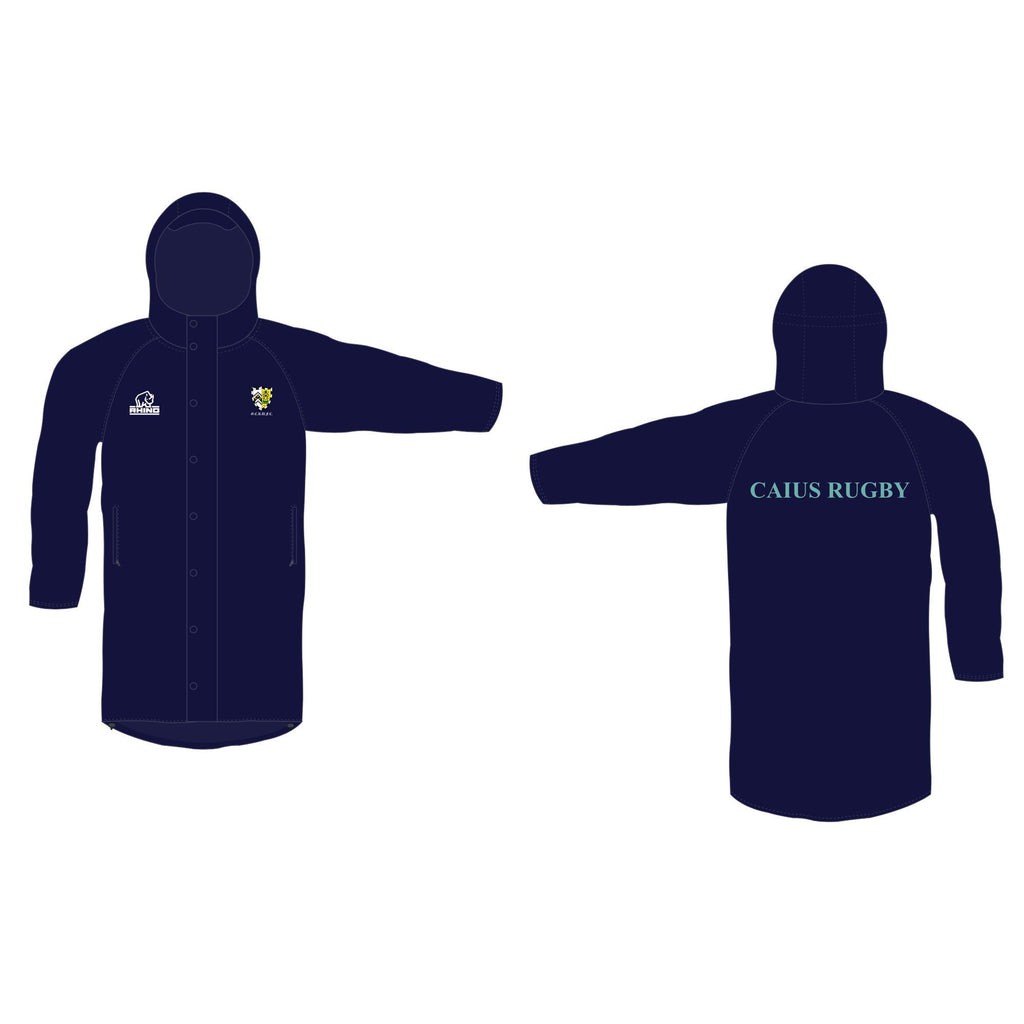 Cambridge University Gonville & Caius Rugby Bench Coat