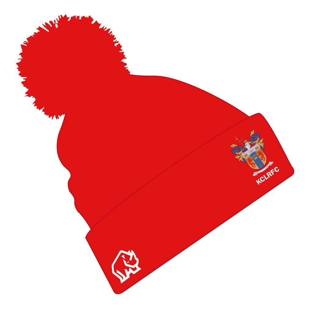 King's College London RFC Bobble Hat