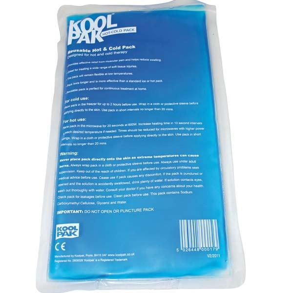Reusable Hot & Cold Pack - Pack of 80/40