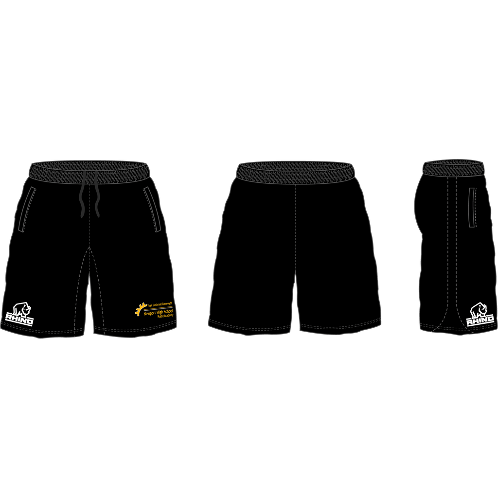 Newport High School Rugby Academy Year 13 Challenger Shorts