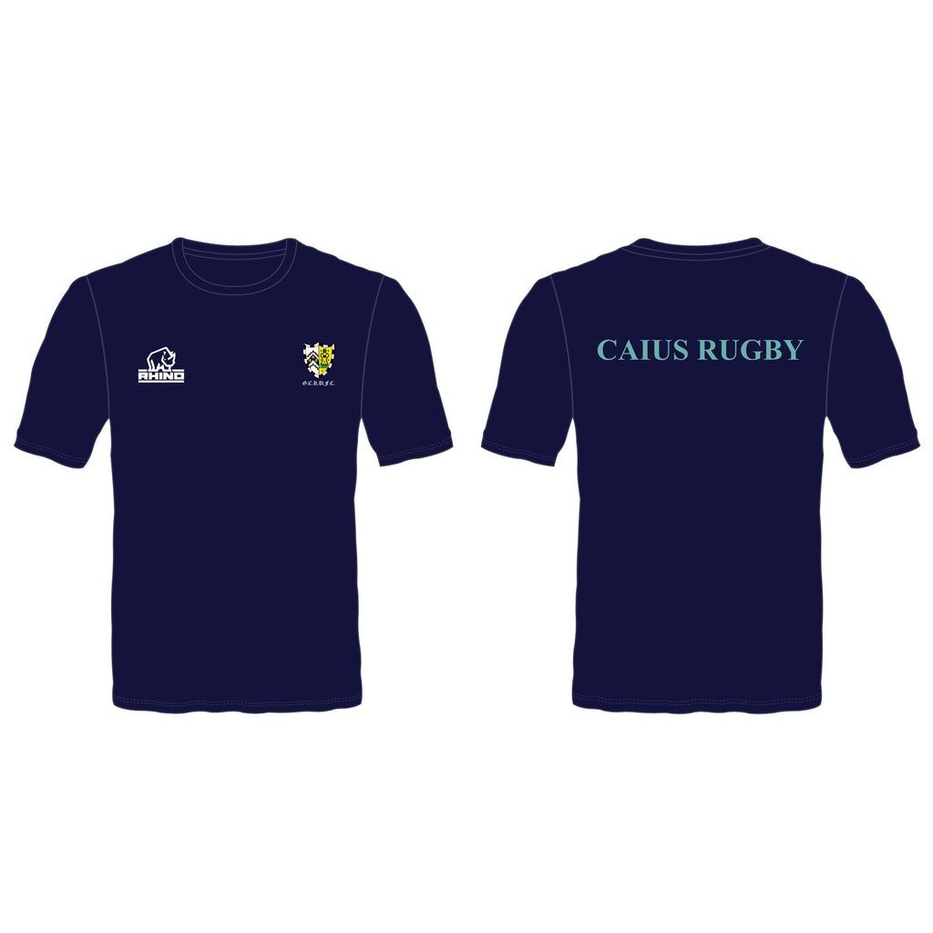 Cambridge University Gonville & Caius Rugby Cool T-Shirt