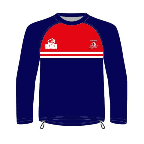 Salford City Roosters Senior Smock Training Top