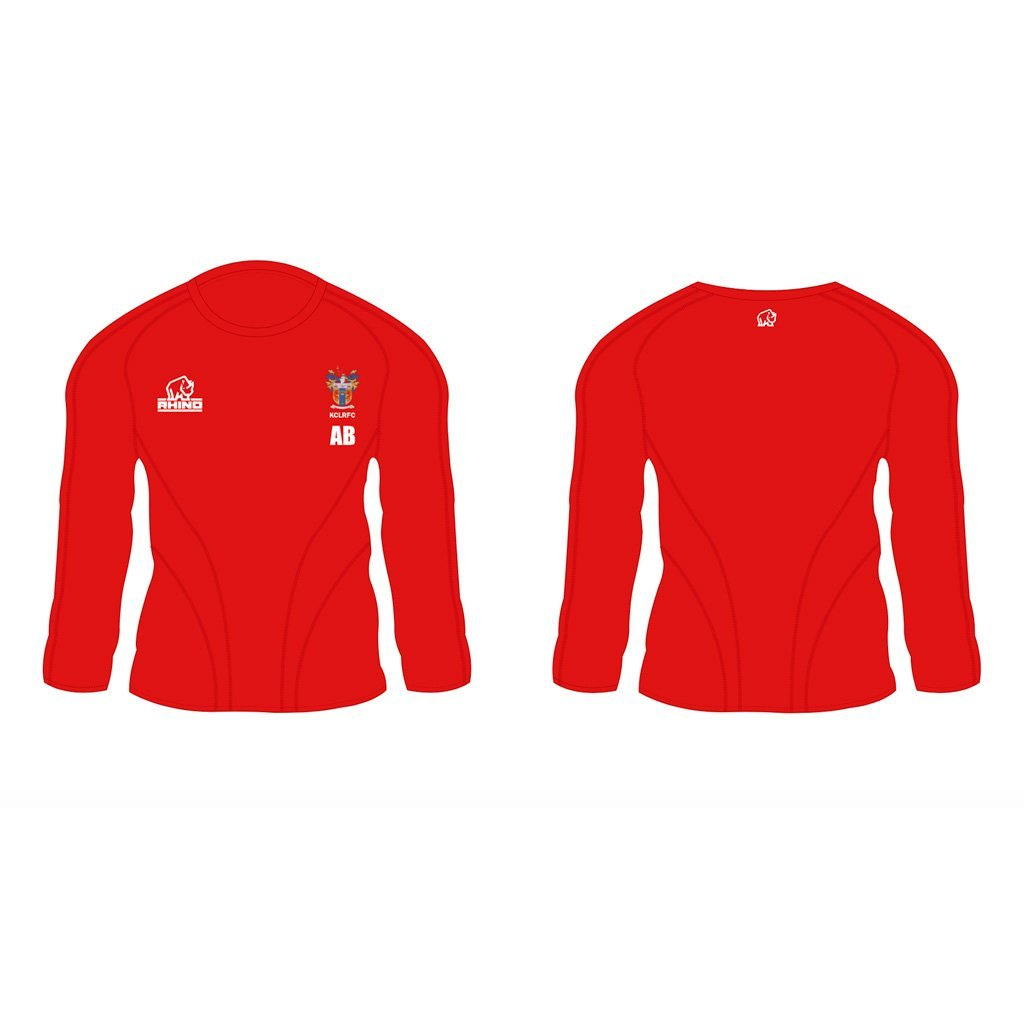 King's College London RFC Gemini Long Sleeve T-Shirt