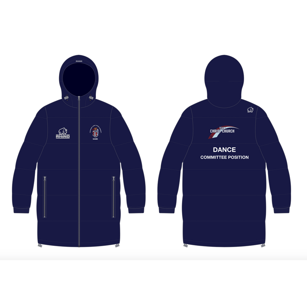 CCCU Dance Antarctic Jacket