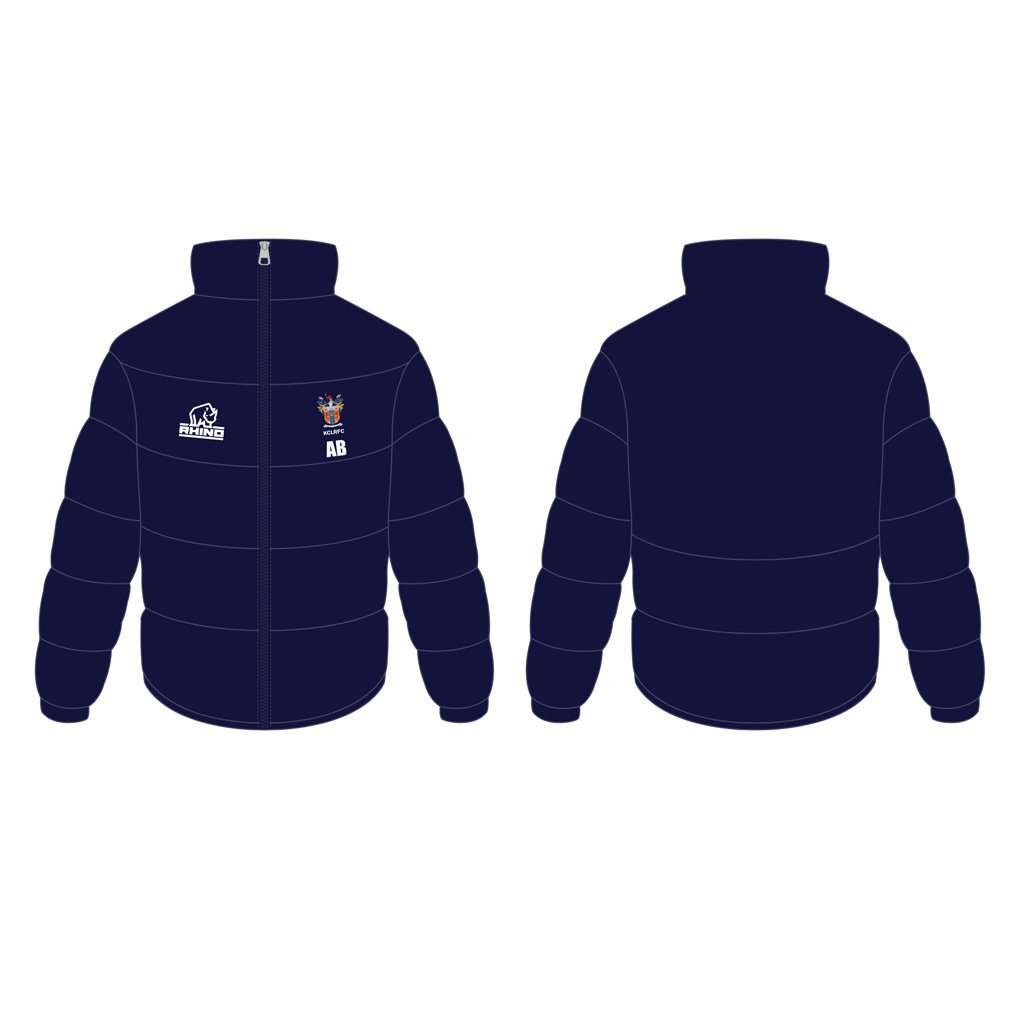 King's College London RFC Holkham Down Feel Jacket