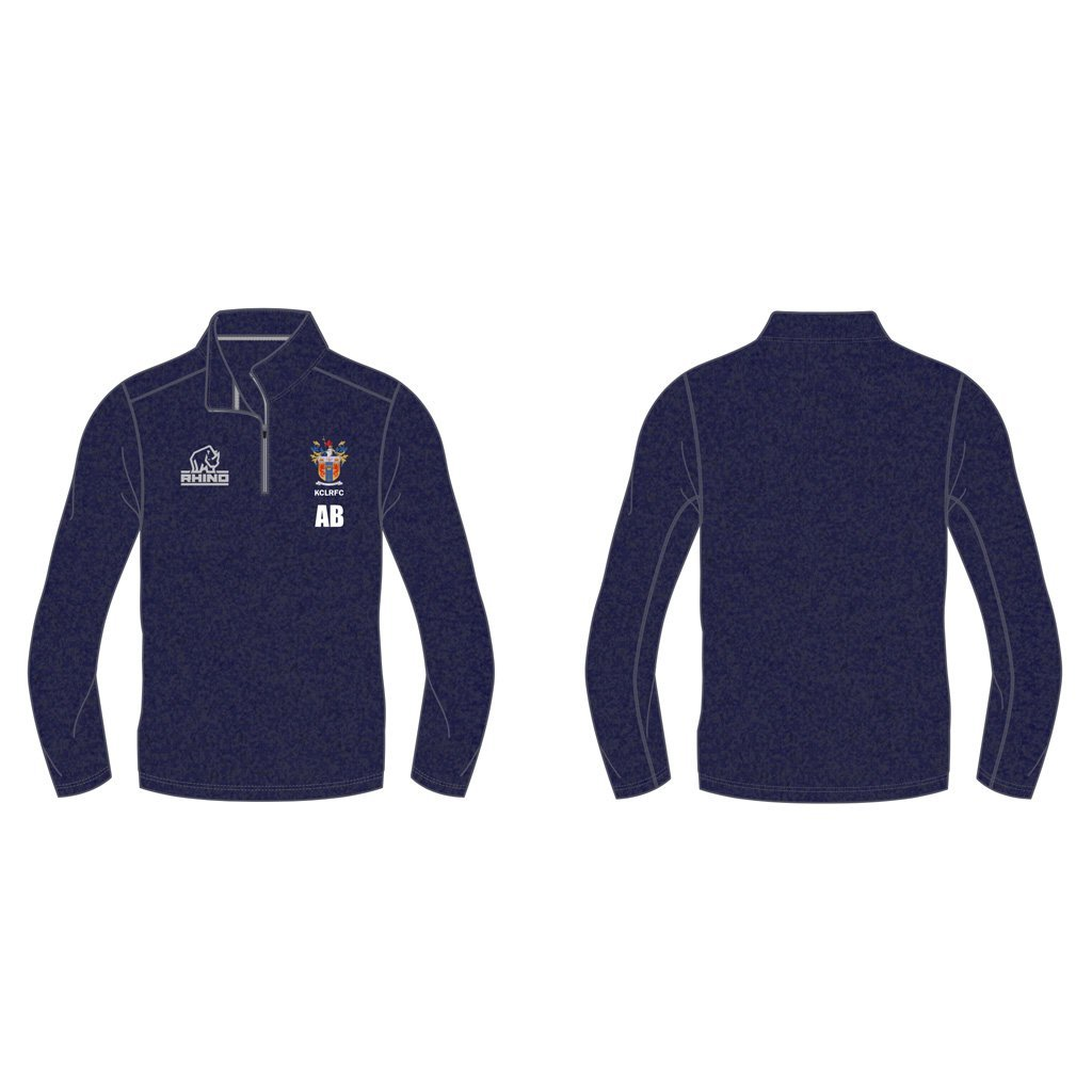 King's College London RFC Hyper 1/4 Zip Jacket
