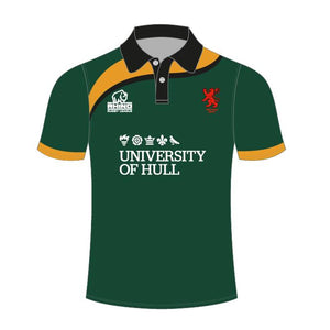 West Hull Sublimated Junior Polo Shirt