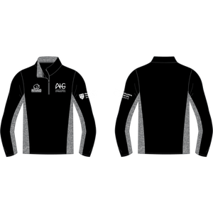 Northumbria Uni Gymnastics Jupiter 1/4 Zip Lightweight Midlayer