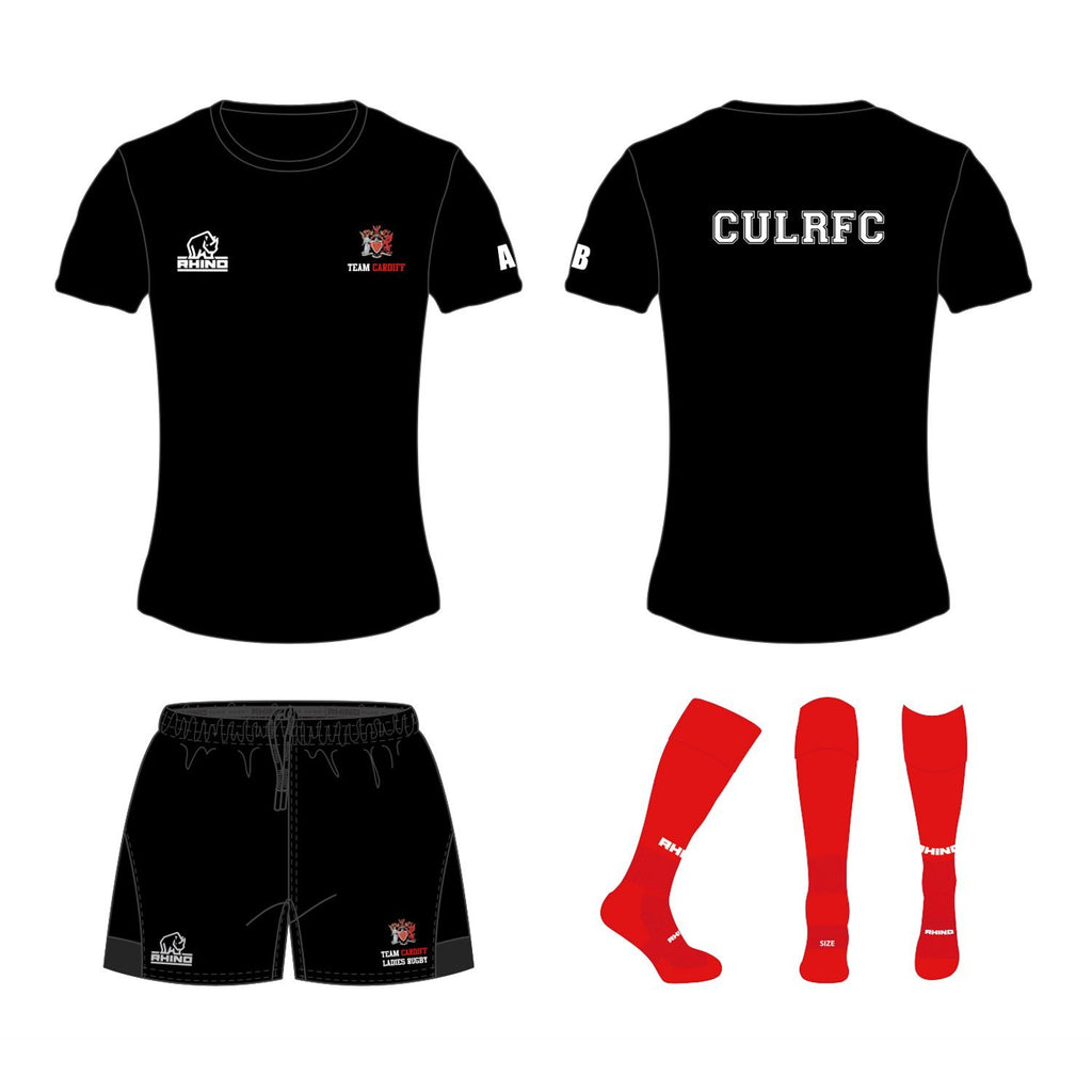 Cardiff Uni Ladies Rugby Match Pack