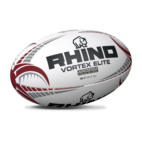 Vortex Elite Match Rugby Ball