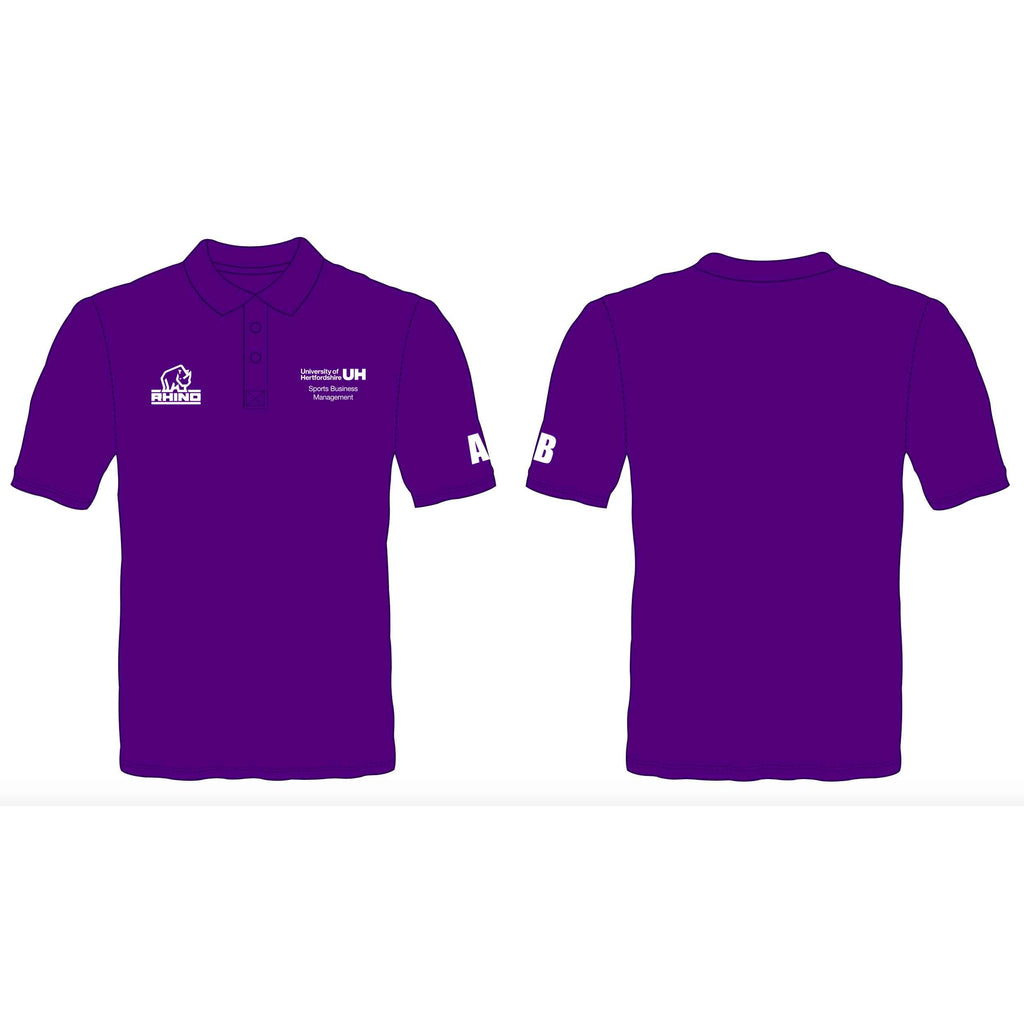 Herts Sports Business Management Cool Polo