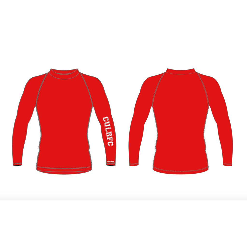Cardiff Uni Ladies Rugby Long Sleeve Baselayer