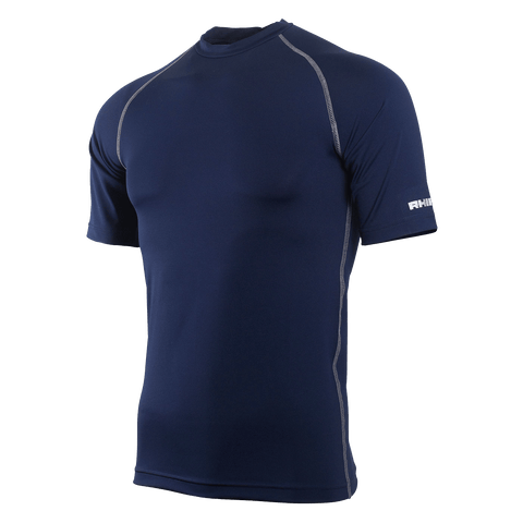 WLV Men's Rugby Short Sleeve Baselayer