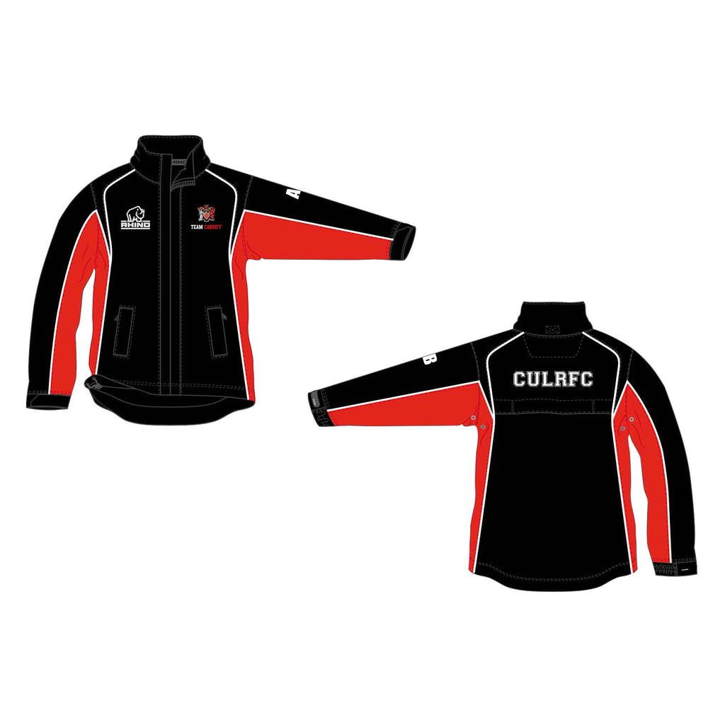 Cardiff Uni Ladies Rugby Shield Jacket