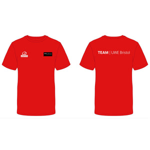 UWE Women's Rugby Union Iconic T-Shirt