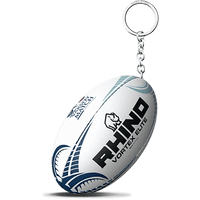 400x Customised Rugby Keyring