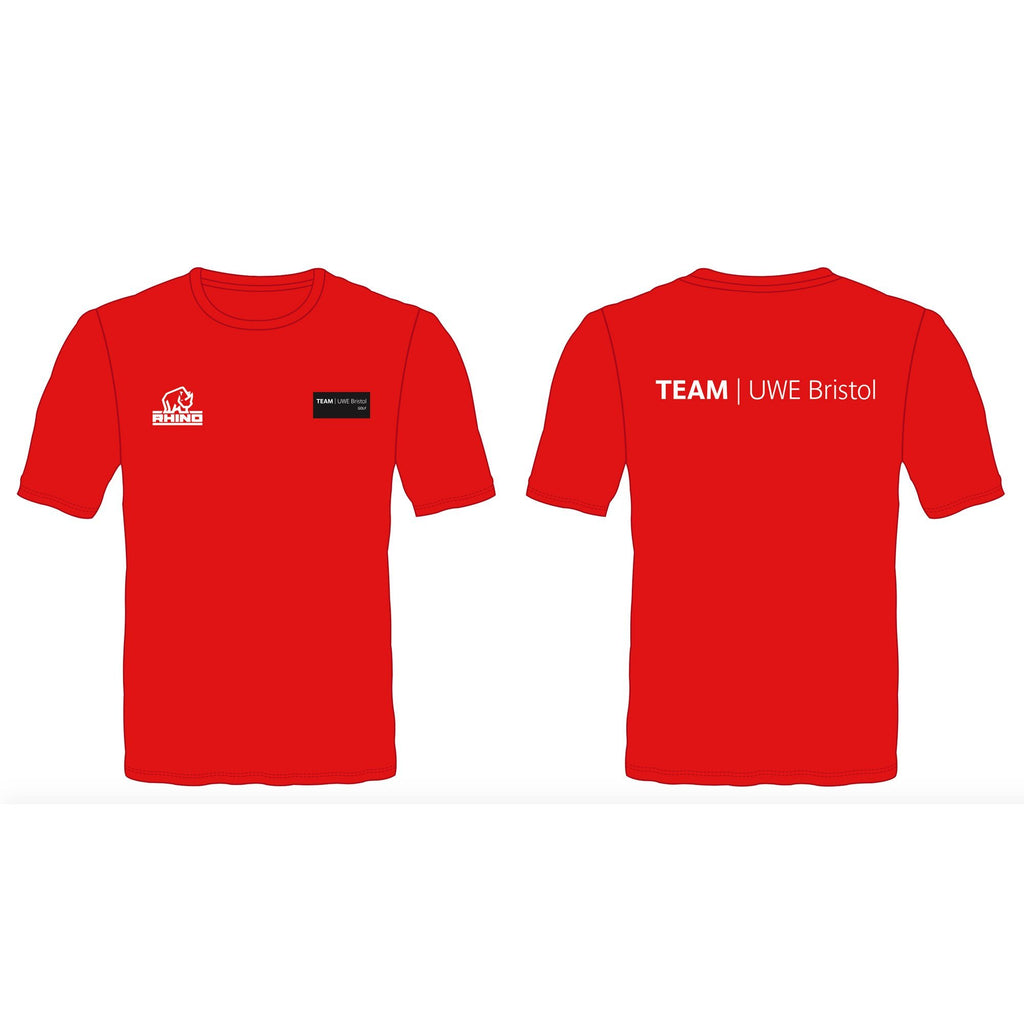 UWE Golf Performance T-Shirt