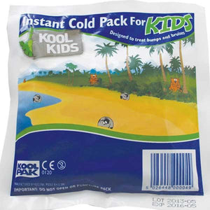 Kids Instant Ice Pack - Pack of 80
