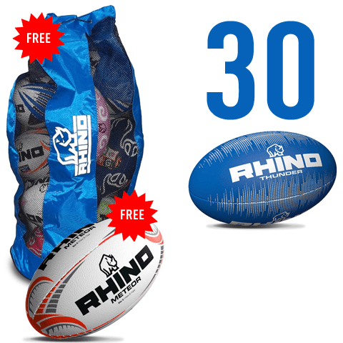 X30 Thunder Training Ball Bundle