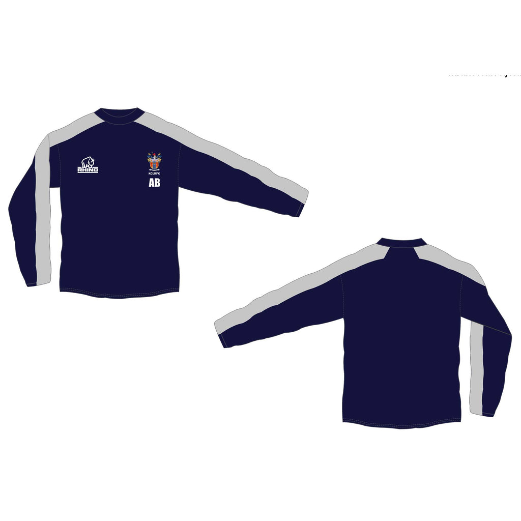 King's College London RFC Pro Windbreaker Contact Top