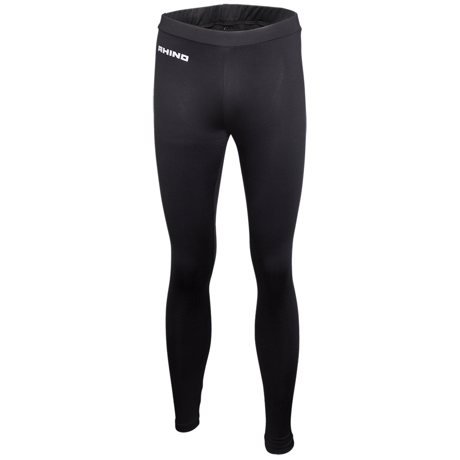 Rhino Mens Baselayer Leggings - Black - rhino-direct-2.myshopify.com