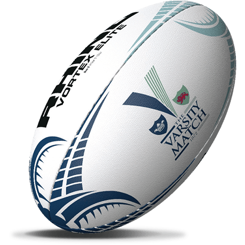 The Varsity Match Vortex Elite Match Ball - Size Mini
