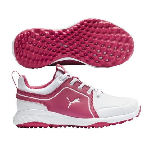Puma Junior Girls Grip Fushion 2.0 Golf Shoes