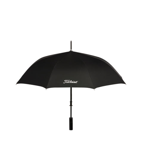 Titleist Professional Single Canopy Golf Umbrella Black