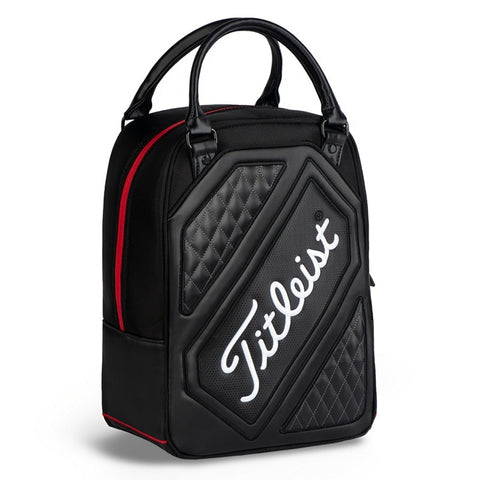 Titleist Leather Shag Bag