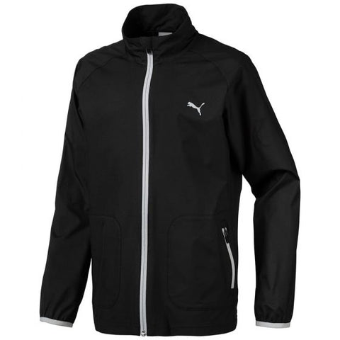 Puma Junior Wind Golf Jacket