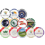 Poker Chips with Custom Logo