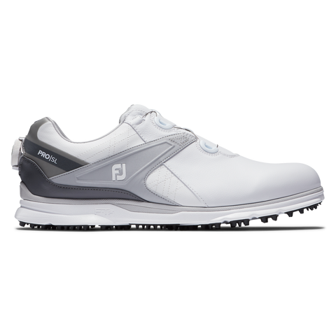 FootJoy Pro SL BOA White Grey Men's Shoes