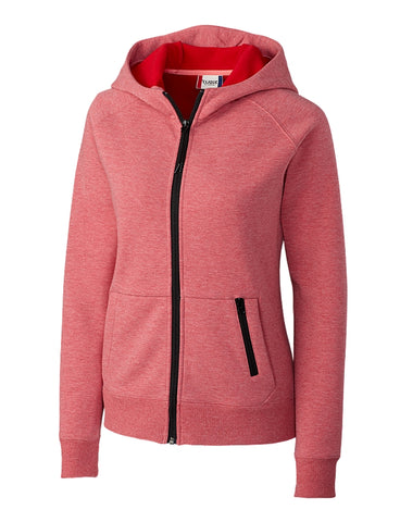 Clique Women's Lund Lady Fleece Zip Hoodie