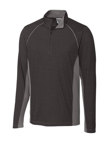 Clique Men's Ice Color block Half Zip
